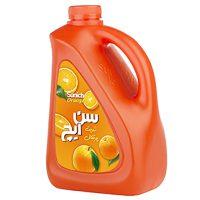 شربت پرتقال سن ایچ مقدار 2 کیلوگرم کارتن 4 عددی