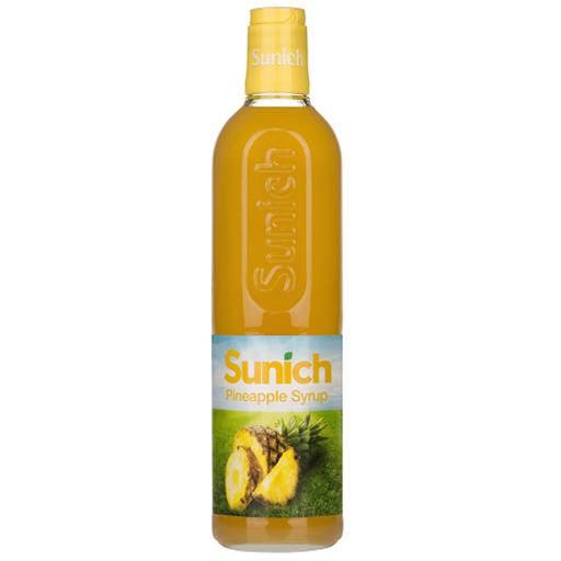 شربت آناناس سن ایچ بطری 780 گرم باکس 12 عددی