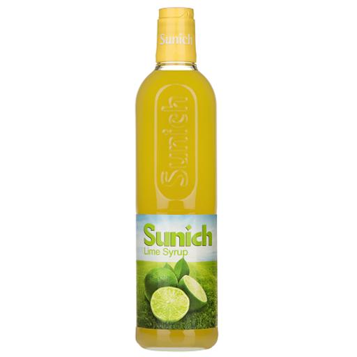 شربت لیمو سن ایچ بطری 780 گرم باکس 12 عددی