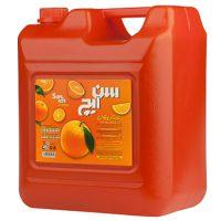 شربت پرتقال سن ایچ مقدار 13 کیلوگرم