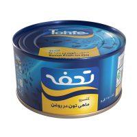 کنسرو تن ماهی هوور تحفه 180گرمی