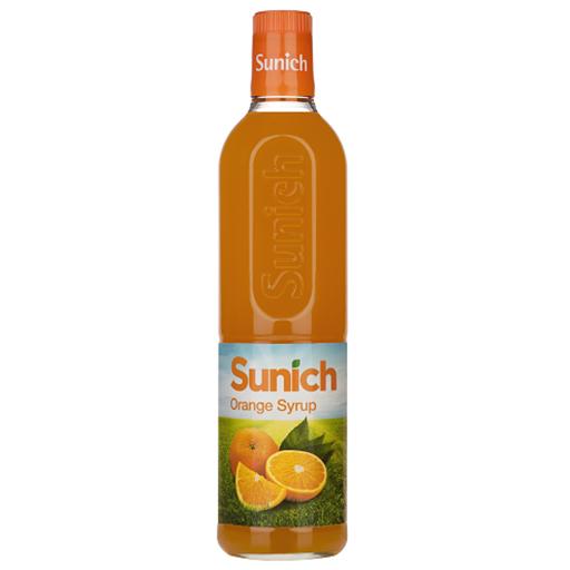 شربت پرتقال سن ایچ بطری 780 گرم باکس 6 عددی
