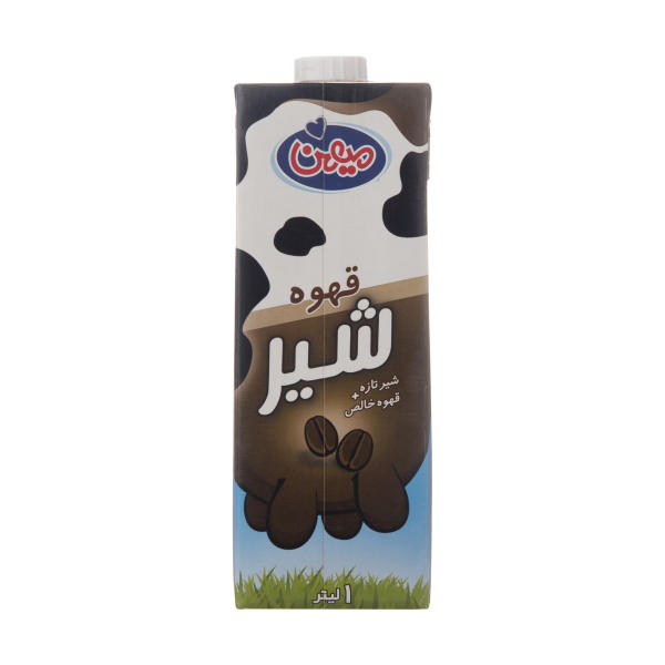 شیر قهوه یک لیتری اسکوئر میهن باکس 10 عددی